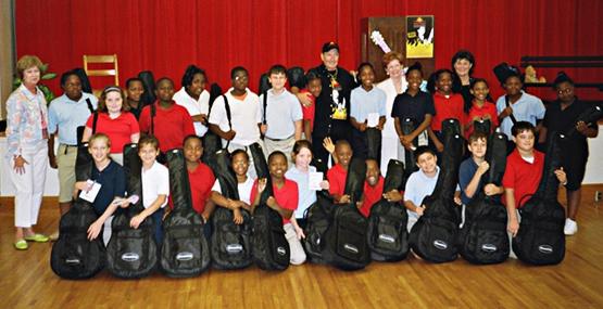 Student recipients