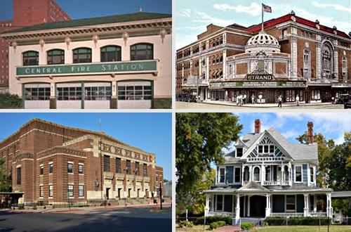 Shreveport Common Buildings